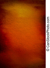 Abstract textured background with red, brown, and yellow ...
