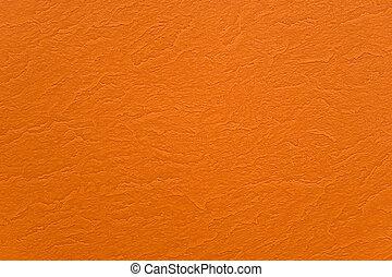 abstract, textuur, sinaasappel, papier, achtergrond, rimpelig