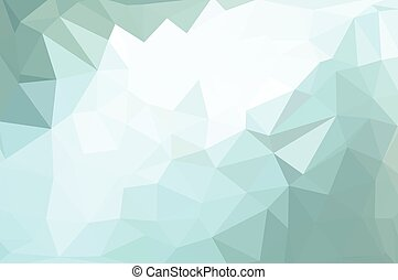 Abstract  triangle background for design