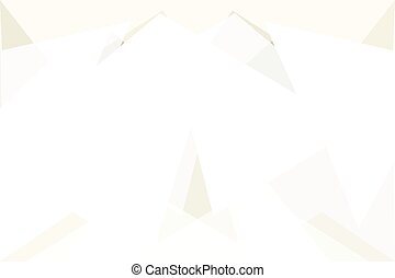 Abstract triangle vector background,white,gray,black