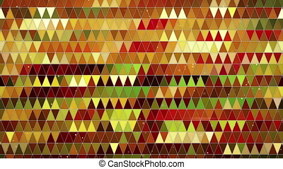 abstract triangles pattern seamless loop background