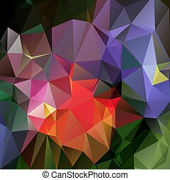 Abstract triangulation background. Bright. Texture. For your design.