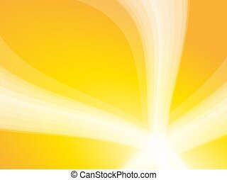 abstract twisted sun rays pattern