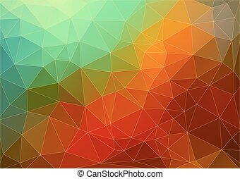 Abstract Two-dimensional colorful background for you web...