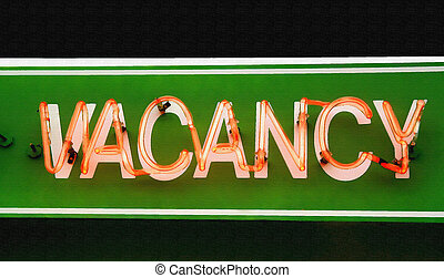 Abstract Vacancy Sign