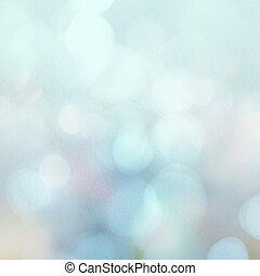 abstract, vakantie, achtergrond, mooi, glanzend, christmas lights, gloeiend, magisch, bokeh