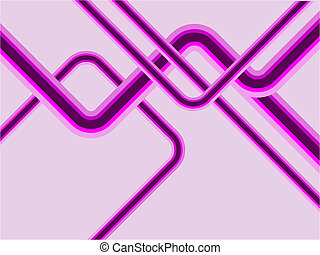 abstract, vector, achtergrond, retro, illustratie