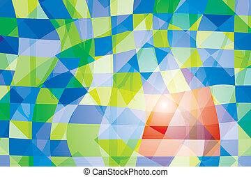 abstract vector backdrop