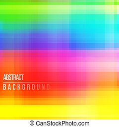 Abstract vector backdrop with multicolor gradient sripes