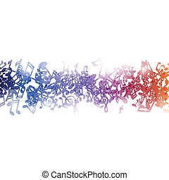 Abstract Vector Background - Vector Illustration of an...