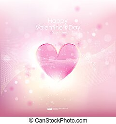 abstract vector background February 14 Valentine's Day. greeting cards with Mother's Day, International Women's Day, wedding. Lo
