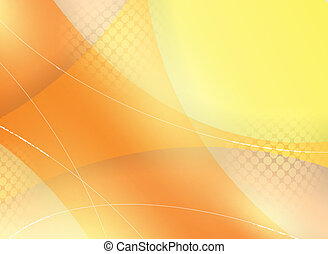 vector background in retro style