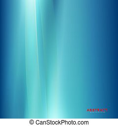 abstract vector background. line waves with light. Vector Illustration For Wallpaper, Banner, Background, Card, landing page , etc