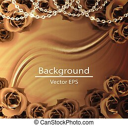 Abstract vector background luxury cloth vector background
