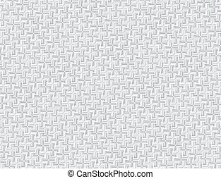 Abstract vector background - the crosses