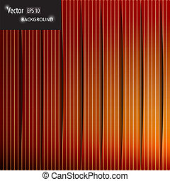 Abstract vector background with lines