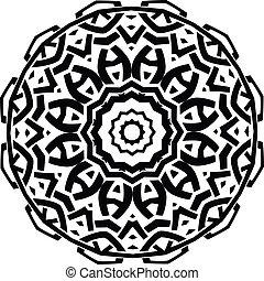 mandala pattern