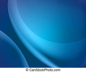 abstract vector blue background/blur