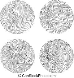 Abstract Vector Circles