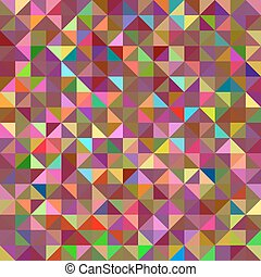 Abstract Vector Geometric Color Background
