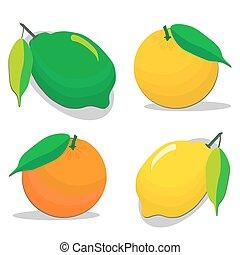 Eat fresh citruses.