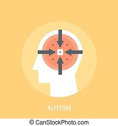autism icon concept