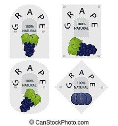 the fruit grape