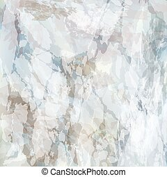 Abstract vector marble texture background. White gray brown stone rock pattern. Nature effect surface decoration illustration.