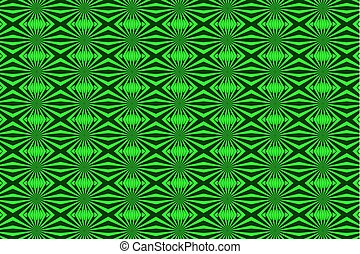 Abstract vector pattern