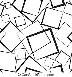 Seamless Background - Abstract Vector Seamless Background