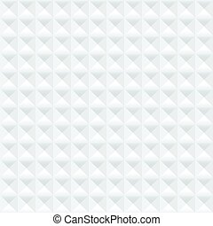 Abstract vector seamless pattern. White vector texture
