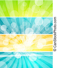 Abstract vector shiny background - Vector abstract...