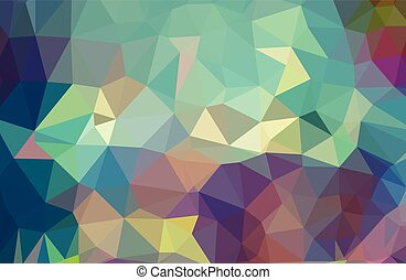 Abstract Vector Spectrum Background.