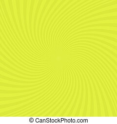 Abstract vector spiral background
