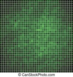 abstract vector square pixel mosaic background