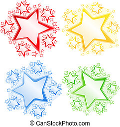 Abstract vector stars