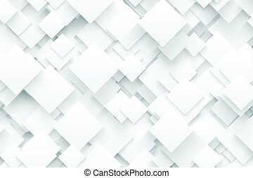 Abstract Vector Technology White Background