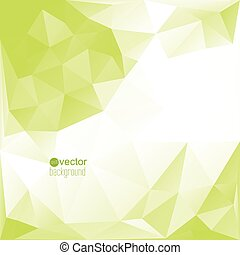 Abstract vector template for modern design.