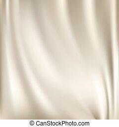 Abstract Vector Texture, Gold Silk