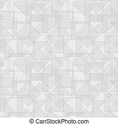 Abstract vector texture - overlapping squares