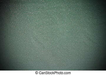 abstract view of green canvas