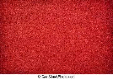 abstract, vilt, rode achtergrond