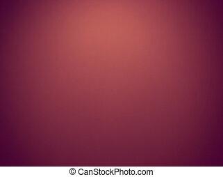Abstract vintage grunge beetroot color background with black vignette frame o