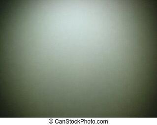 Abstract vintage grunge dark gray background with black vignette frame on border and center spotlight