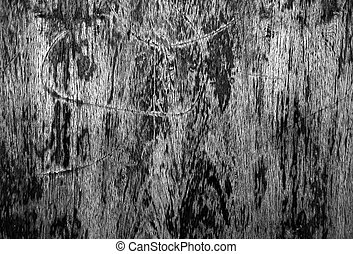 Abstract vintage wood