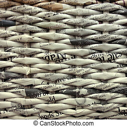 Abstract vintage wooden paper background