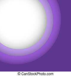 Abstract violet background with copy space