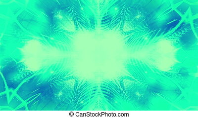 Abstract VJ Blown out loop - Animated abstract VJ blown out...