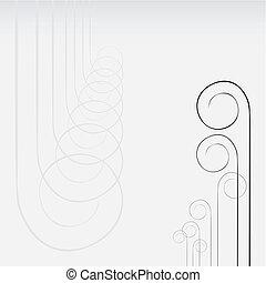 Abstract volatile - Creative design of abstract volatile