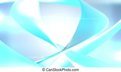 Abstract volume figure - High quality and resolution